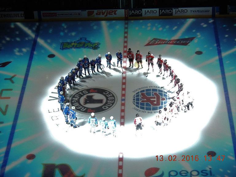 zwerghockeymannschaften in quebec
